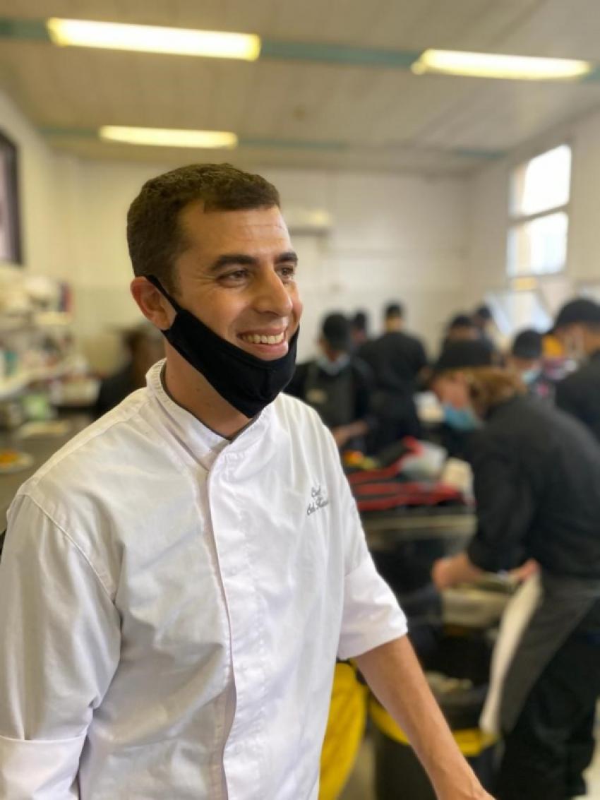 בית הספר לבישול - שעור מס 3